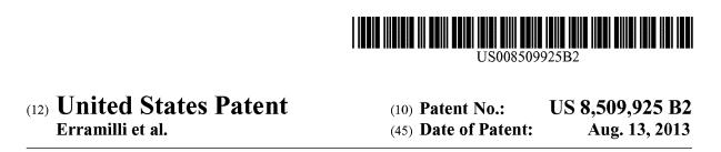 Optessa Fast Optimization Patent