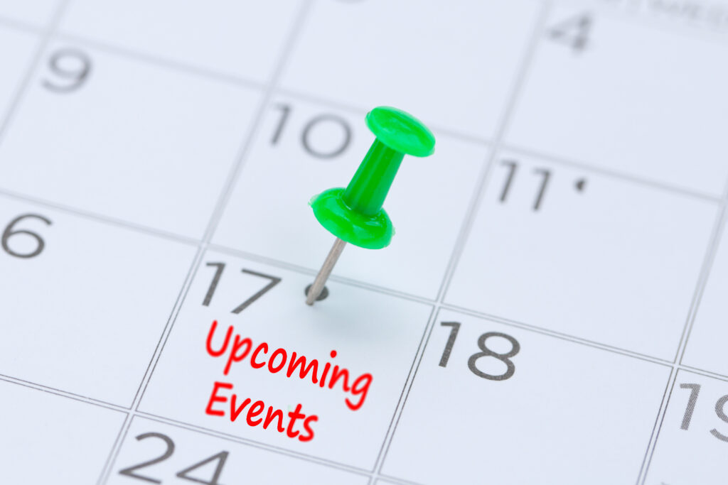 December Events Imagery