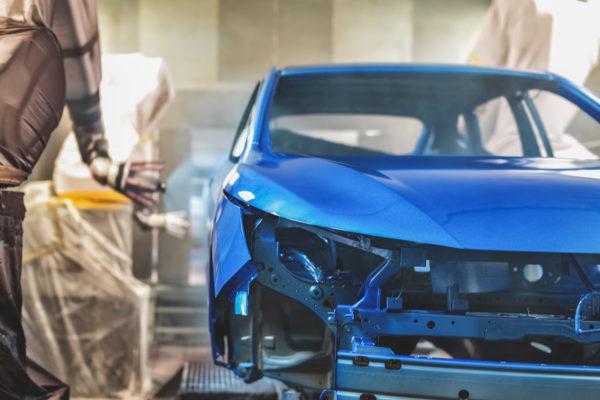 automotive paint shop